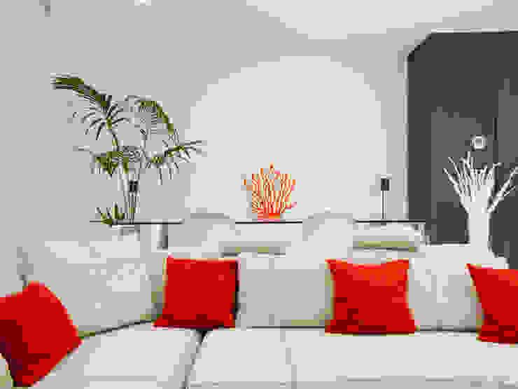 Deca House Soggiorno minimalista di ATRE HOME Minimalista