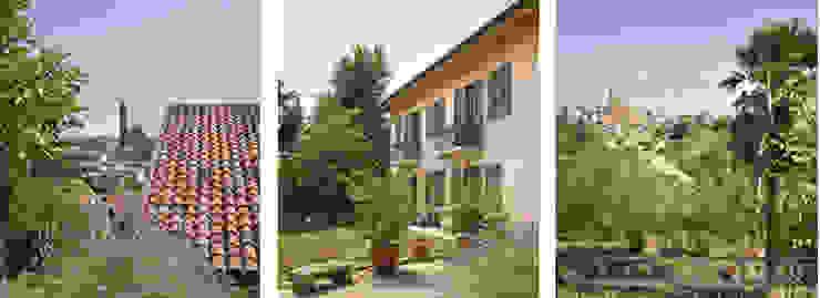 Un cascina naturale Casa rurale di P.S.Studio - progettazione sostenibile Rurale