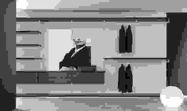 VESTIDORES MUEBLES RABANAL SL Vestidores de estilo minimalista