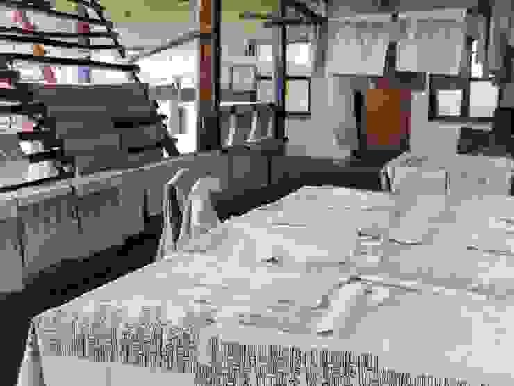 Chouchette – Chouchette Work in Progress - Wood block printing atelier in Tokat, Yazmacilar Han: modern tarz , Modern