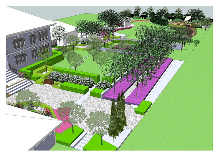 by BersoDesign ❖ Landscape architecture. Design.
