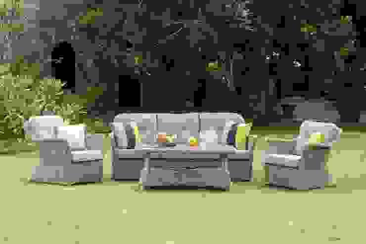 Bahçede rahatça dinlenip vakit geçirebilmek için konfor arayanlara... Babil Concept Klasik