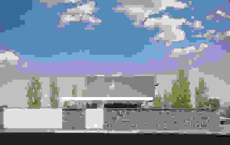 Casas de estilo minimalista de EVA   evolutionary architecture Minimalista