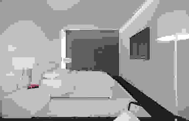Cuartos de estilo minimalista de EVA   evolutionary architecture Minimalista