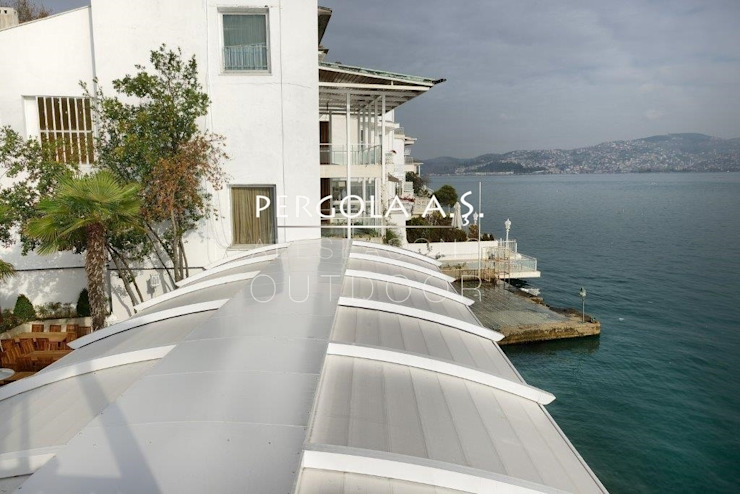 PERGOLA A.Ş. Modern Terrace