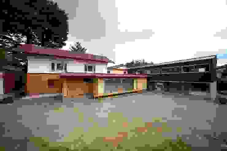 Asian style houses by 建築設計事務所 山田屋 Asian