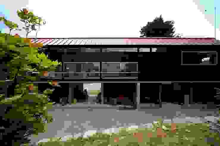 伝統木造のN邸 日本家屋・アジアの家 の 建築設計事務所 山田屋 和風