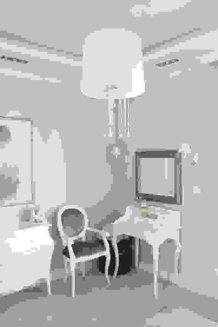 apartament Willanów Klasyczna sypialnia od livinghome wnętrza Katarzyna Sybilska Klasyczny