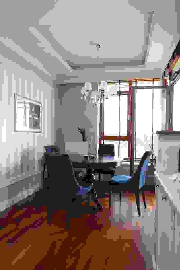 apartament Willanów Klasyczna jadalnia od livinghome wnętrza Katarzyna Sybilska Klasyczny
