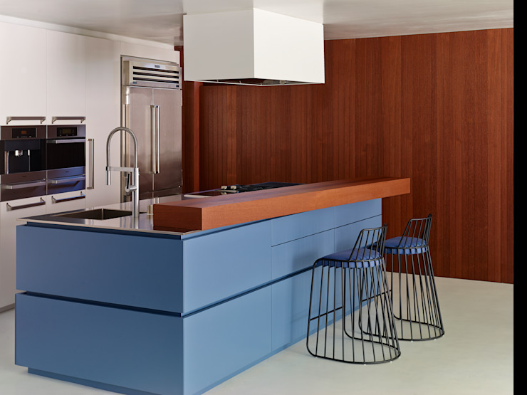 Kitchen by Bernd Gruber Kitzbühel