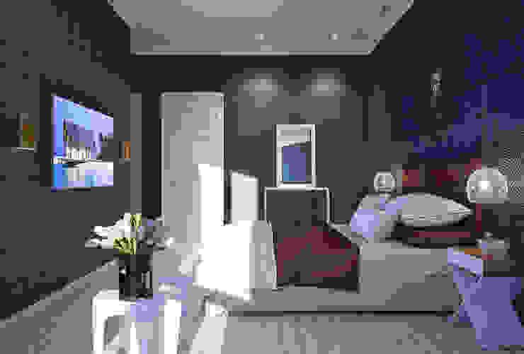 Ausgefallene Schlafzimmer von homify Ausgefallen