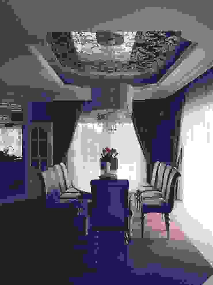 Classic style dining room by livinghome wnętrza Katarzyna Sybilska Classic