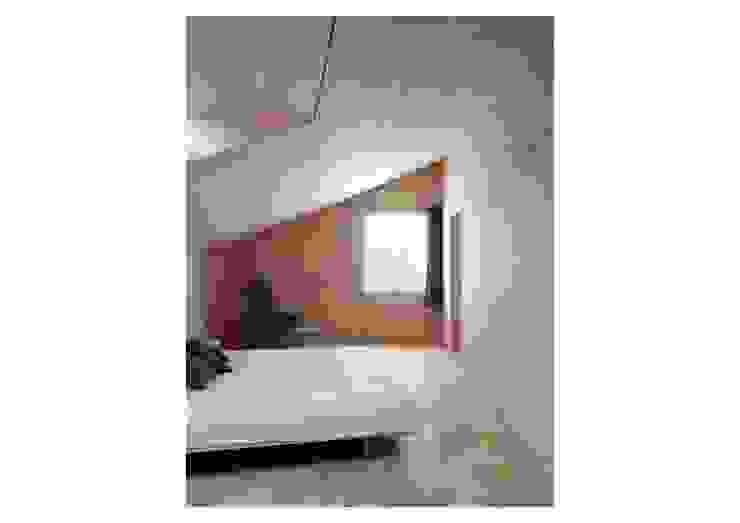 Projekty,  Sypialnia zaprojektowane przez Hurst Song Architekten, Nowoczesny
