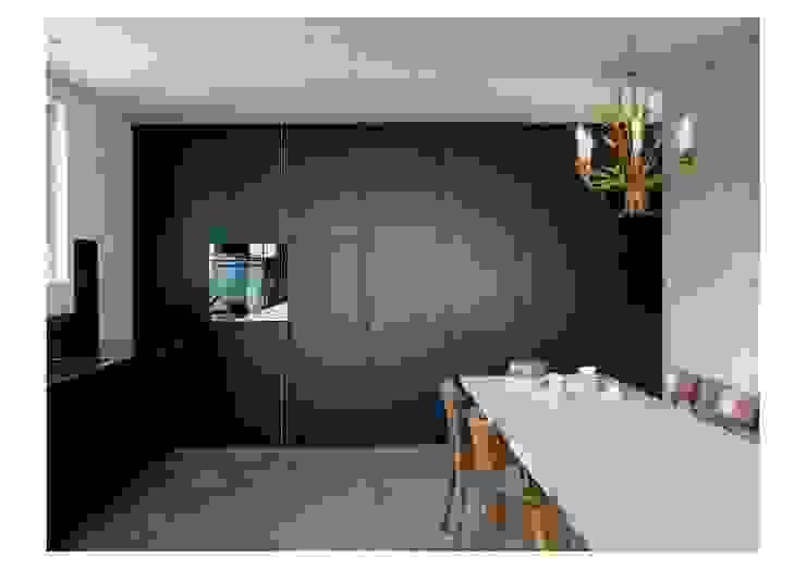Holzkristall Moderne Küchen von Hurst Song Architekten Modern