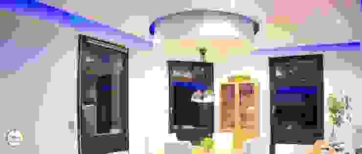 Éclairages Salle à manger moderne par BEst Domotique Moderne