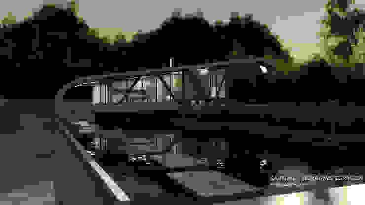 Casas de estilo clásico de arquitecto9.com Clásico