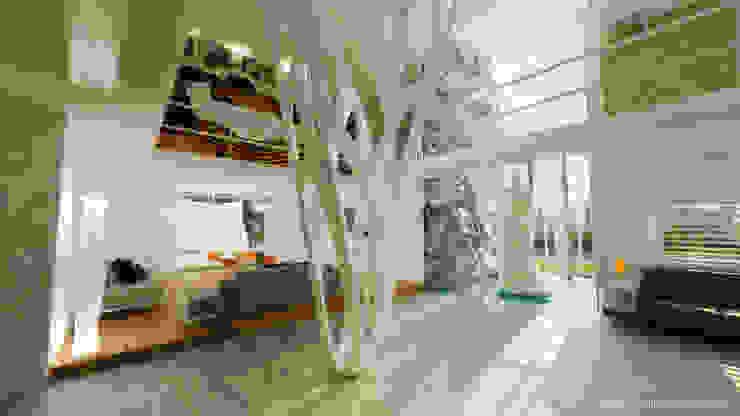 Varios Salones clásicos de arquitecto9.com Clásico
