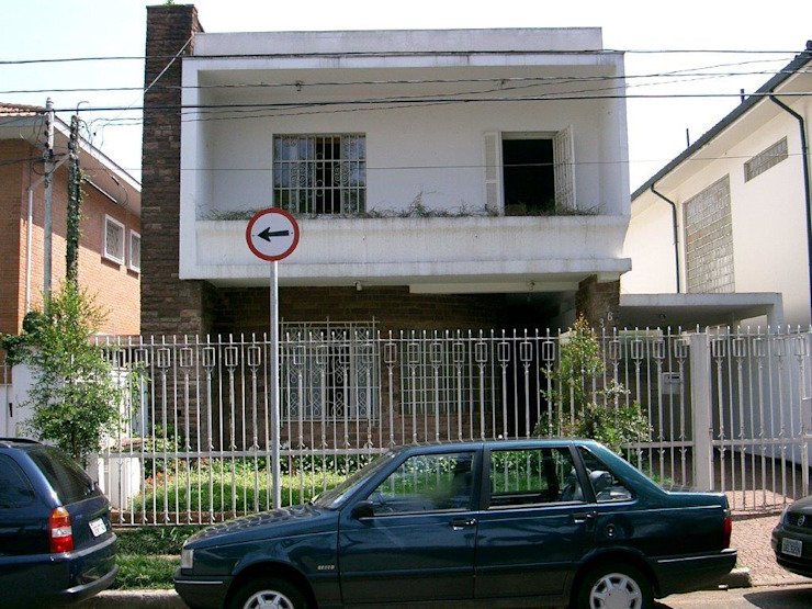 von Ornella Lenci Arquitetura, Kolonial