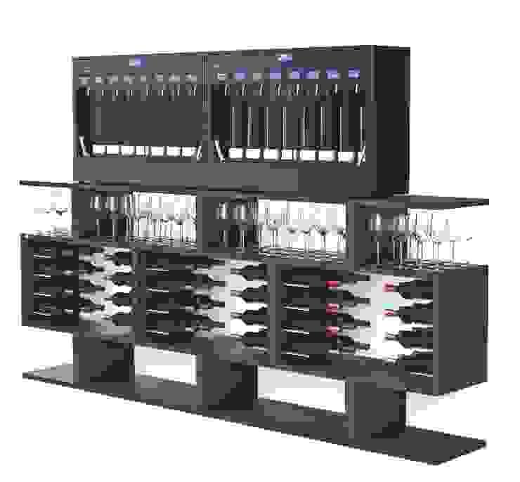 Mueble botellero Esigo Wss9 de Esigo SRL Moderno