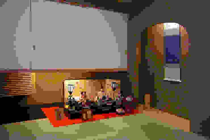 和室 クラシックデザインの 多目的室 の 杉山真設計事務所 クラシック