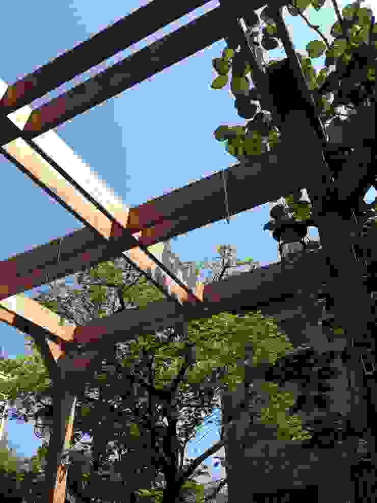 ガーデンリフォーム★荻窪 オリジナルな 庭 の 株式会社アフロとモヒカン オリジナル