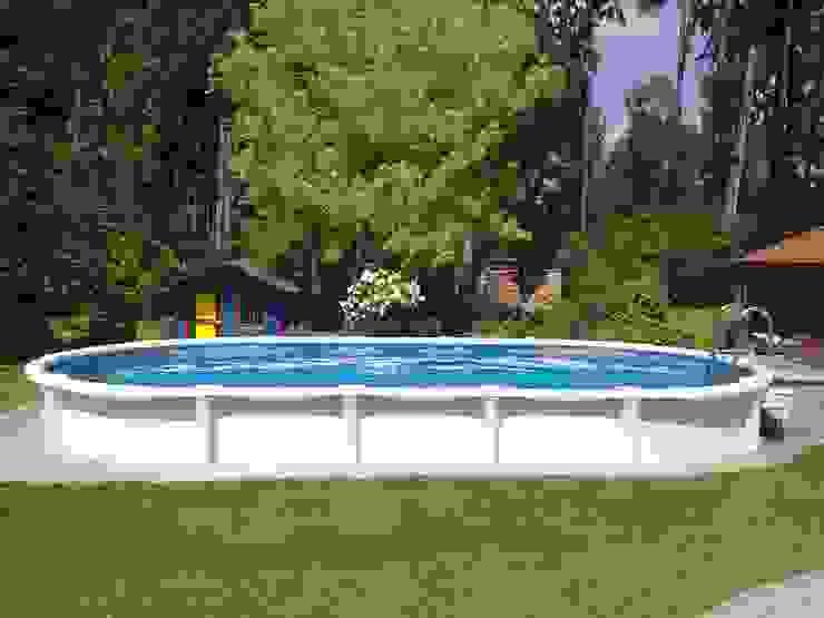 Hochwertige Stahlwandpools mit langer Haltbarkeit Pool + Wellness City GmbH Klassische Pools