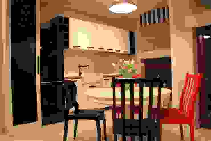 Comfort & Style Interiors Cucina in stile scandinavo