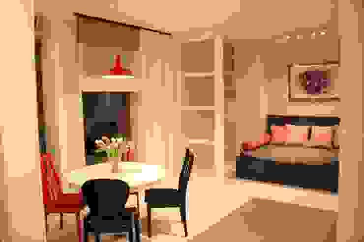 Comfort & Style Interiors Soggiorno in stile scandinavo
