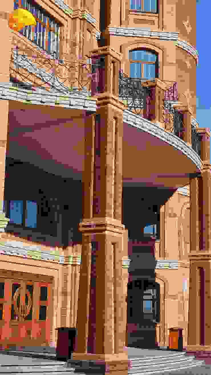 Офисное здание по пр-ту Острякова, 49 в г.Владивостоке от Руслана Ильинская Эклектичный