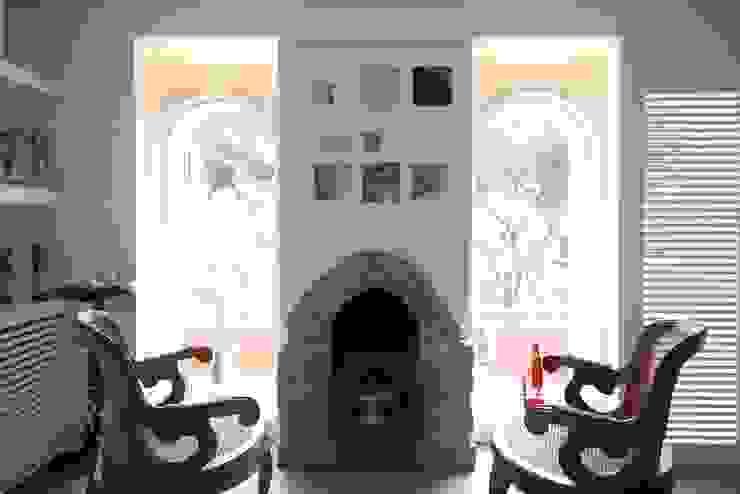 Casa CB Soggiorno moderno di Manuela Tognoli Architettura Moderno