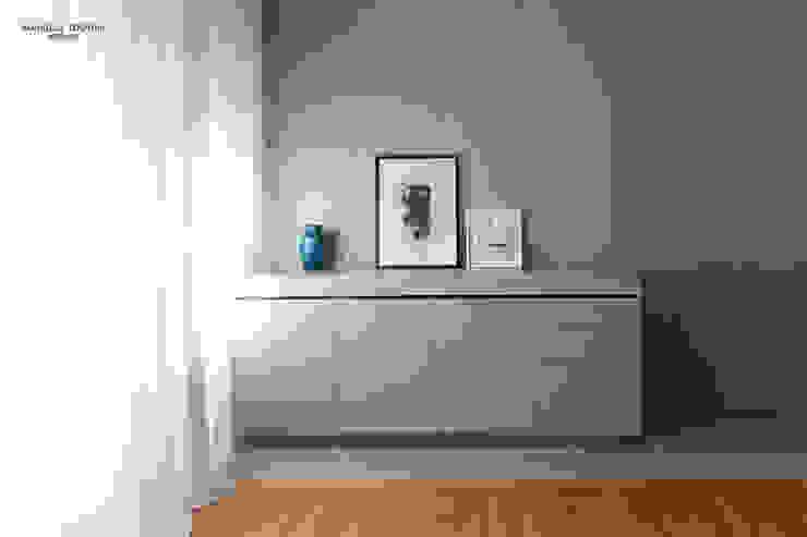 Casa Villa Pamphili Cucina moderna di Manuela Tognoli Architettura Moderno