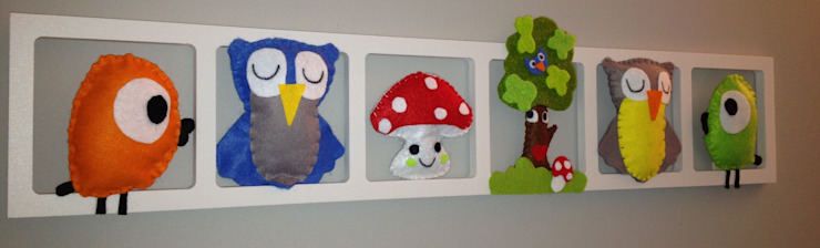 Bichat & Friends Nursery/kid's roomStorage