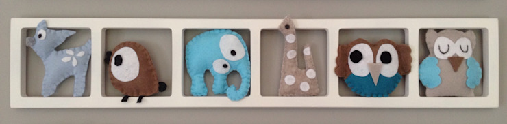 Bichat & Friends Nursery/kid's roomAccessories & decoration