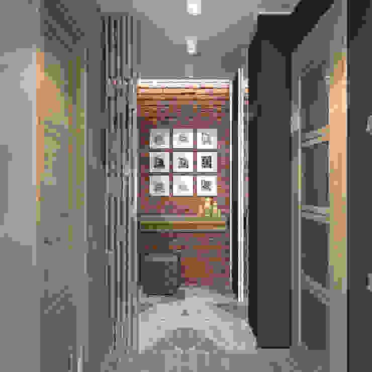 Corridor & hallway by PlatFORM, Scandinavian