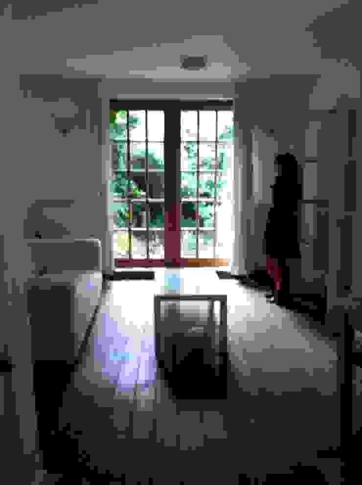 Living room, before renovation gdp interiors