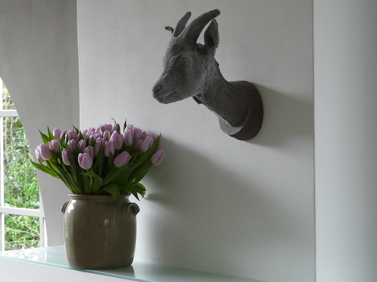 hunting trophies 'Deerest' Van Dessel en Joosten Kunst Sculpturen