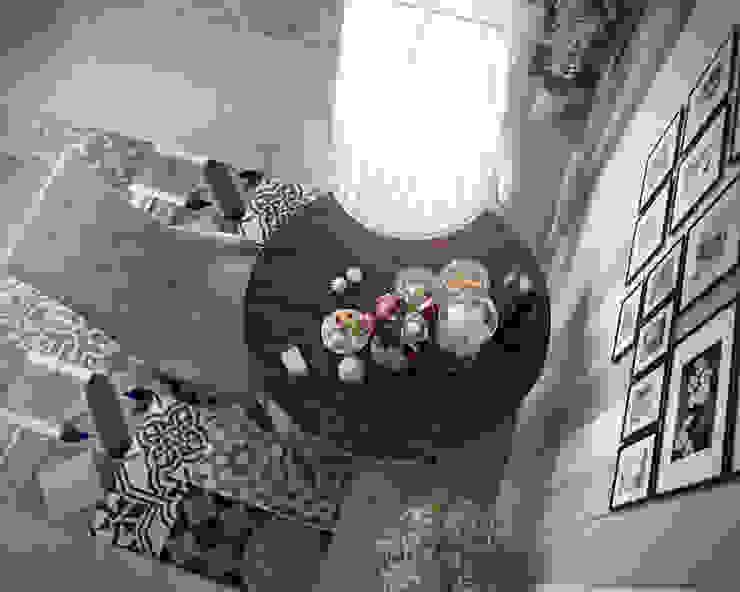 06 Балконы и веранды в эклектичном стиле от Hogart Design Эклектичный