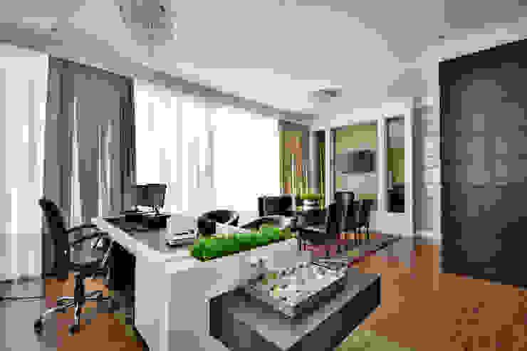 Bender Arquitetura Estudios y despachos de estilo moderno