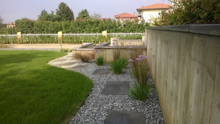 giardini di lucrezia Vườn phong cách chiết trung