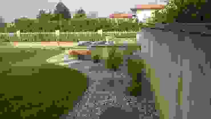 Garden by giardini di lucrezia, Eclectic