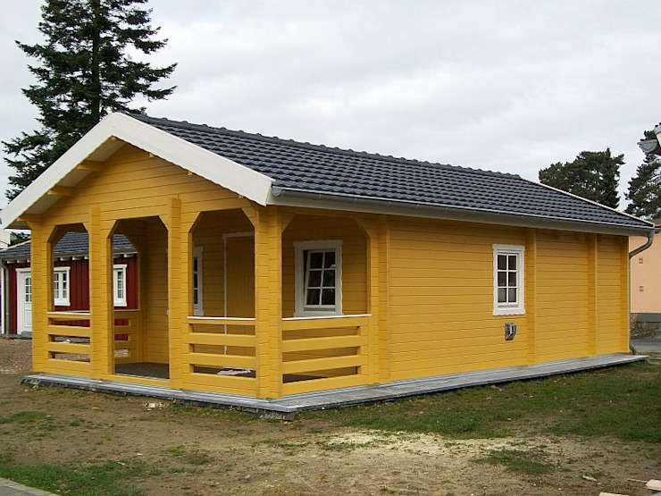 Houses by Betana Blockhaus GmbH,