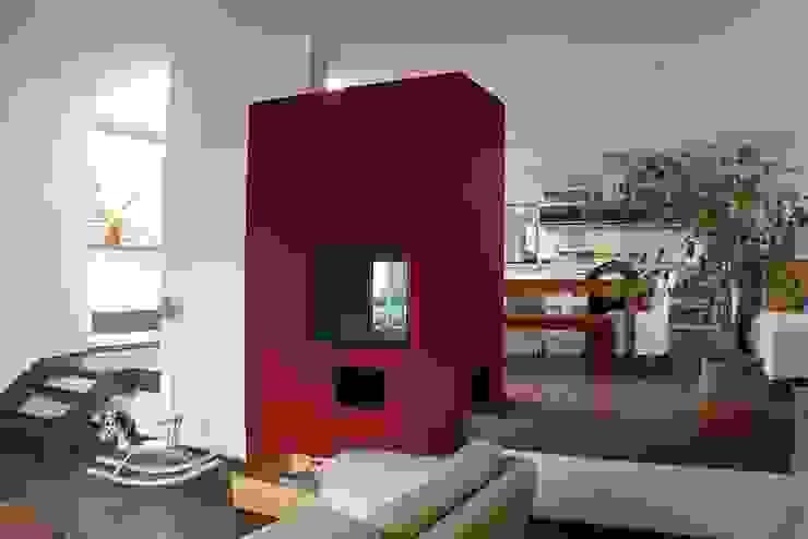 BV Dietz Moderne Wohnzimmer von Architekturbüro Arndt Modern