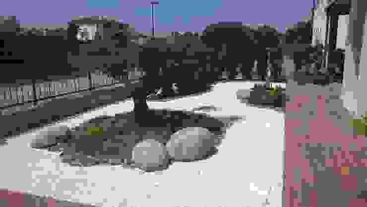 Сад в азиатском стиле от giardini di lucrezia Азиатский
