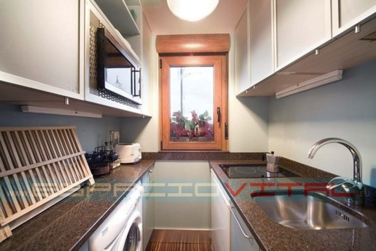 Estudio Atelier Cocinas de estilo moderno de Javier Zamorano Cruz Moderno