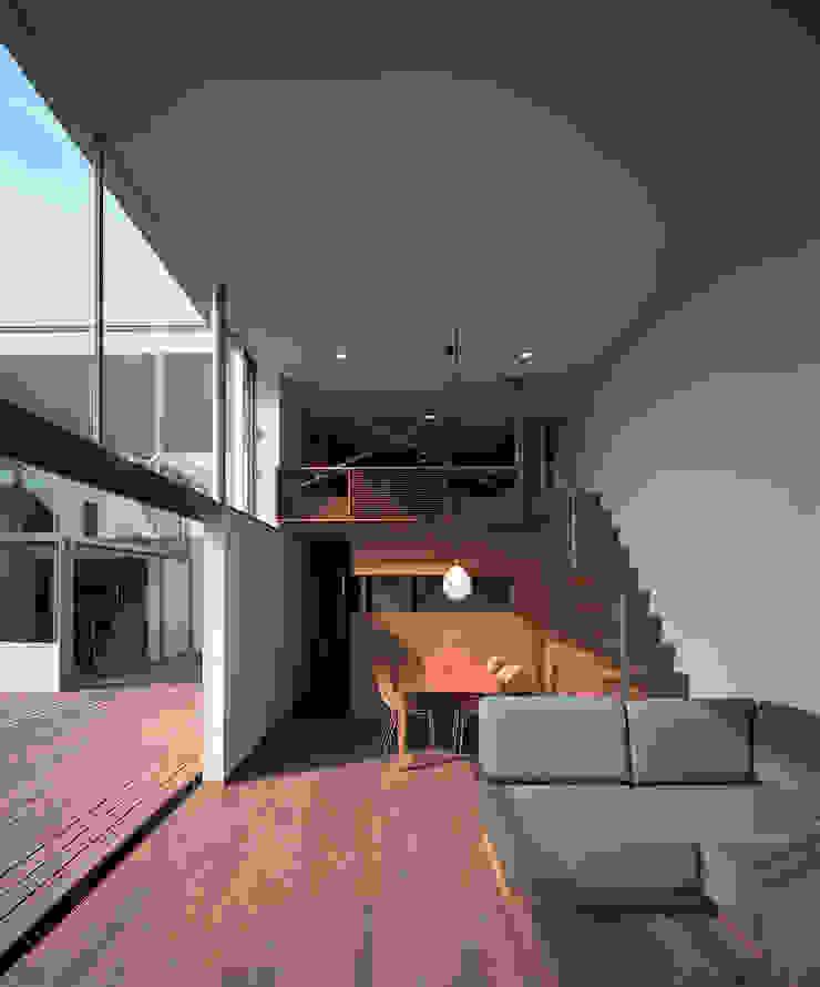フラッツ5+1 オリジナルデザインの ダイニング の 西島正樹/プライム一級建築士事務所 オリジナル