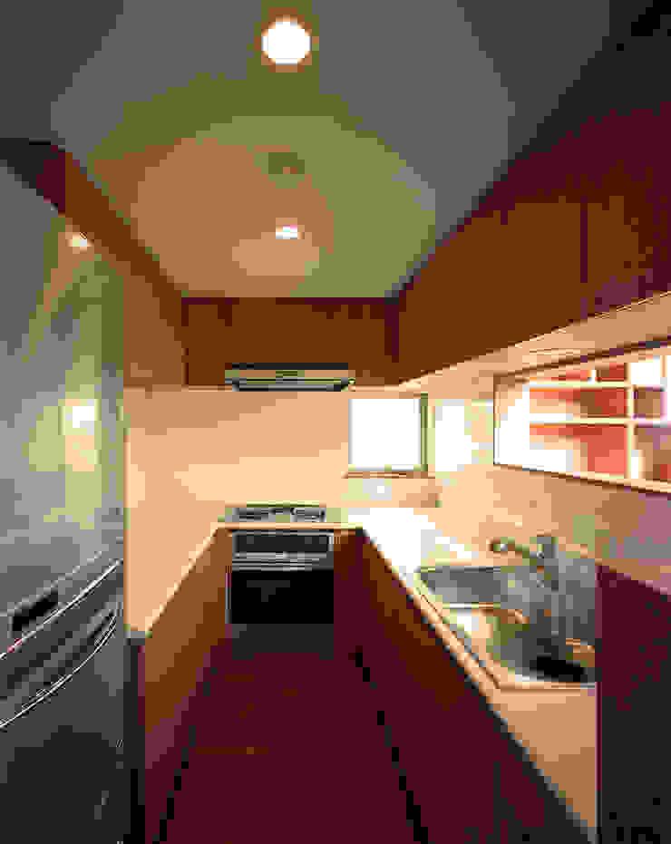 フラッツ5+1 オリジナルデザインの キッチン の 西島正樹/プライム一級建築士事務所 オリジナル