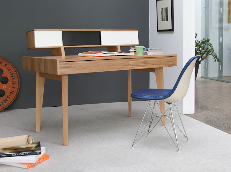 Audio Desk Classic style study/office by Symbol Audio Classic