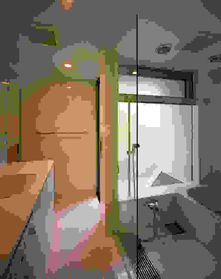 フラッツ5+1 オリジナルスタイルの お風呂 の 西島正樹/プライム一級建築士事務所 オリジナル