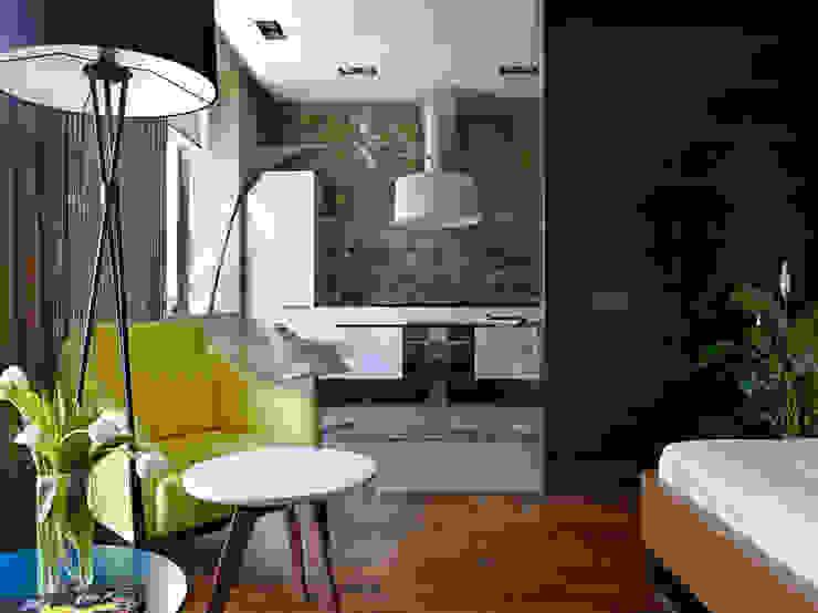 Salon moderne par Max Kasymov Interior/Design Moderne