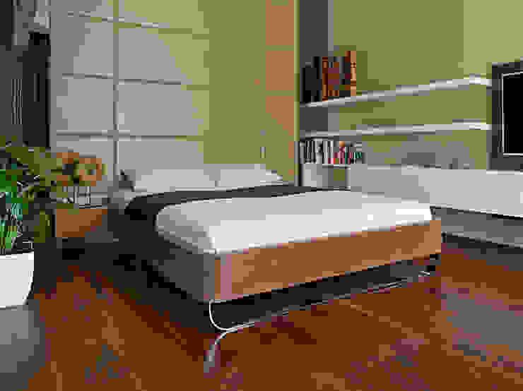 DEEP HOUSE Спальня в стиле модерн от Max Kasymov Interior/Design Модерн